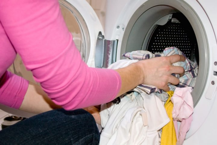 Waschmaschine ohne Wasser