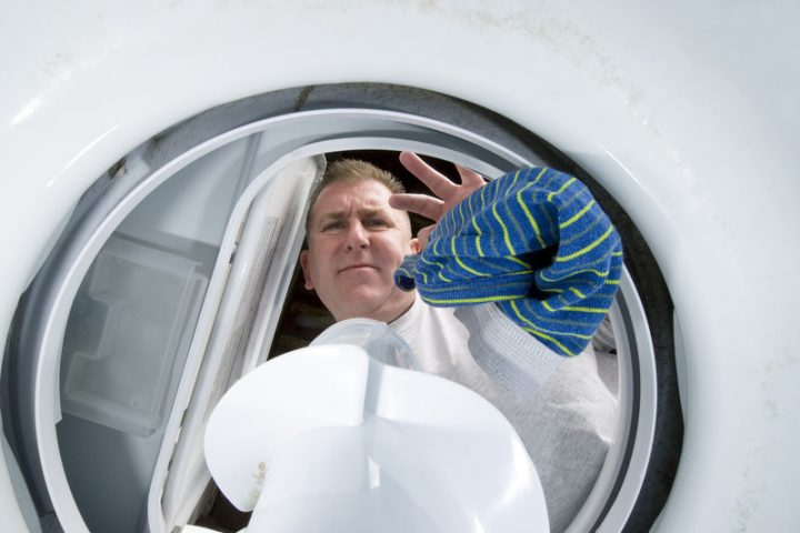 Waschmaschine riecht modrig