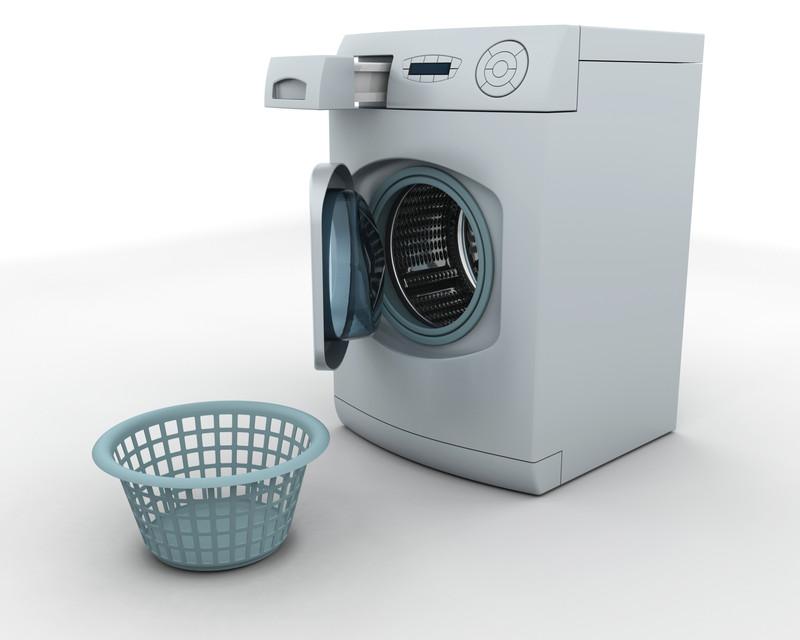 Wenn die waschmaschine schleudert