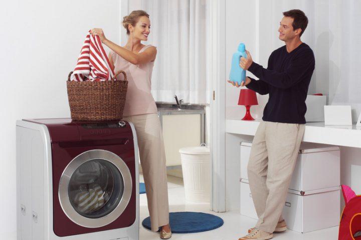 Waschmaschine verkleiden