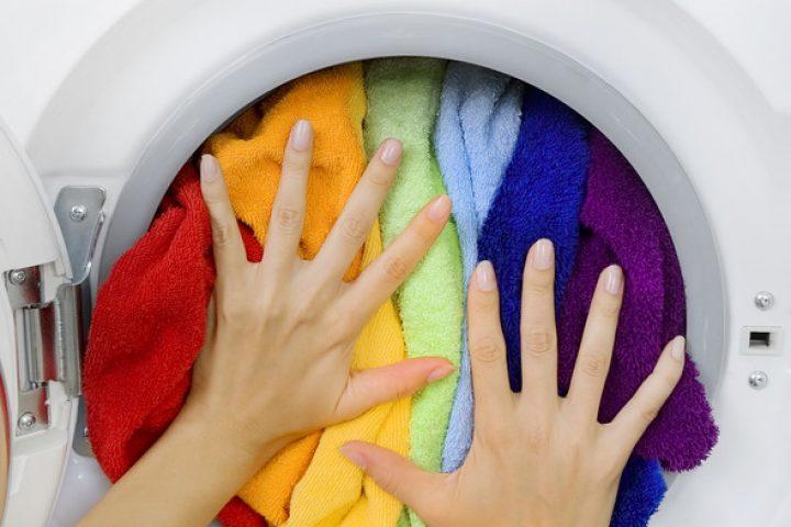 Waschmaschine zu voll