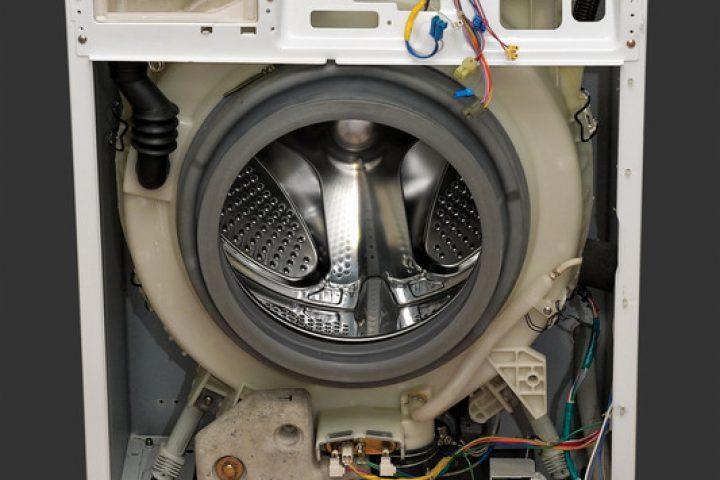 Waschmaschinenmotor prüfen