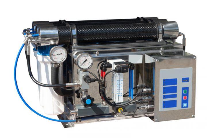 Wasseraufbereitung Osmose
