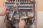 Wasserboiler entkalken