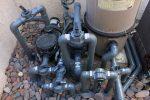 Wasserfilter Hausanschluss