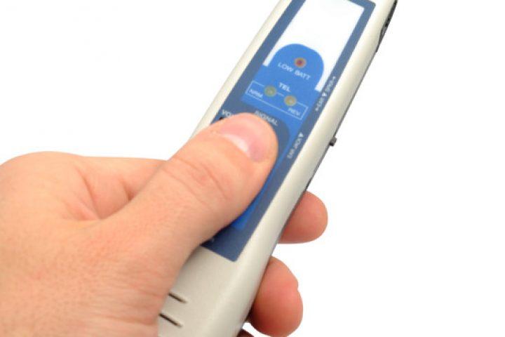 Wasserhärte elektronisch messen