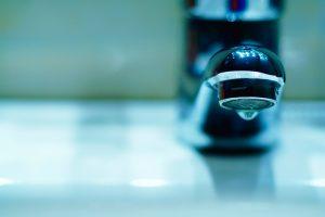 Wasserhahn undicht