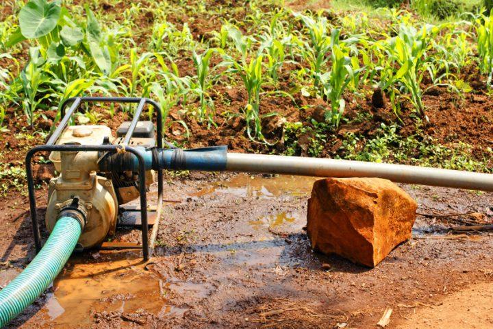 Wasserpumpe ohne Strom