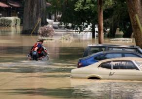 Wasserschaden Auto
