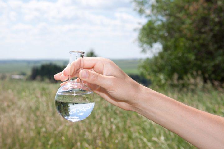 Wasseruntersuchung