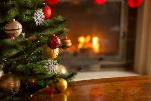 Weihnachtsbaum frisch halten