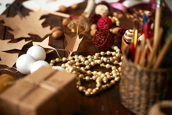 weihnachtsbaumschmuck basteln die besten ideen tipps. Black Bedroom Furniture Sets. Home Design Ideas