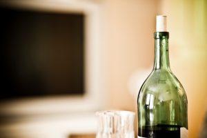 Weinflasche abdichten