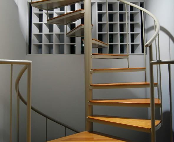 Wendeltreppe selber bauen » so klappt's