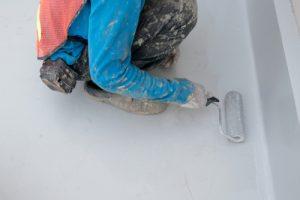 Werkstattboden schützen
