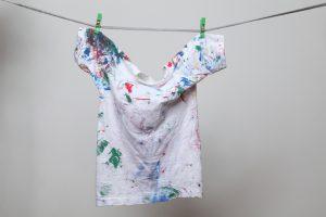 Window-Color von Kleidung lösen