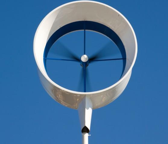 Windturbine einfamilienhaus