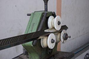 Metall Winkel biegen