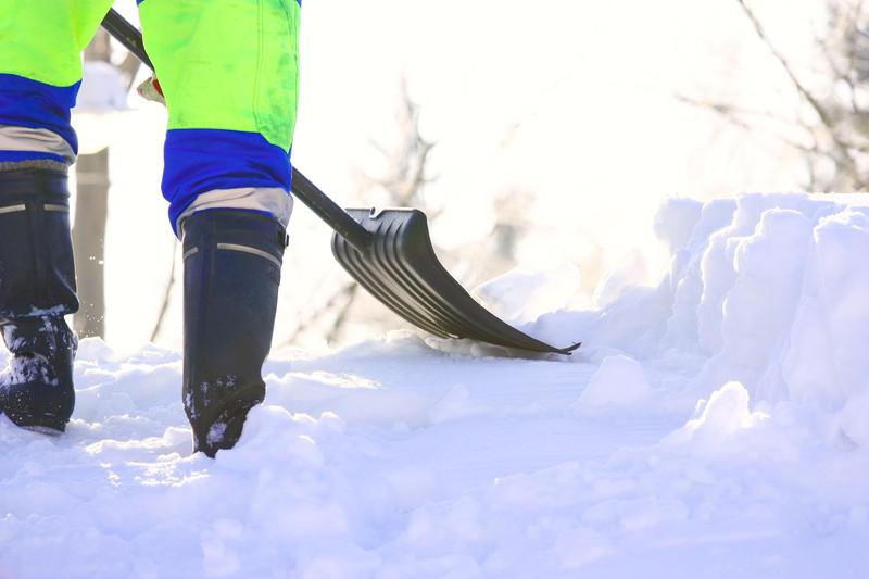 Winterdienst: Preise für Räumen und Streuen