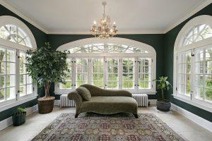 Wintergarten als Wohnraum