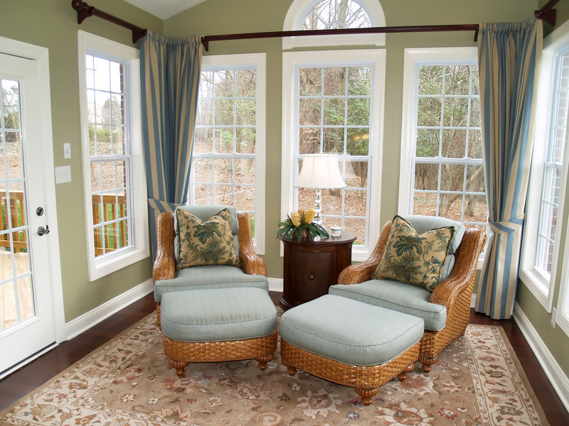 Wintergarten konstruktion materialien Florida sunroom ideas