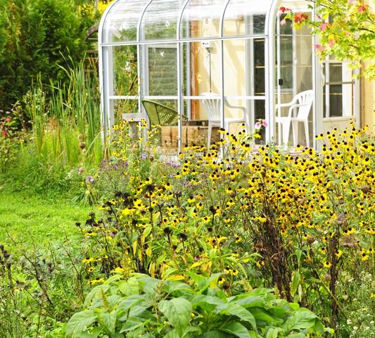Wintergarten selber bauen » Schritt für Schritt Anleitung
