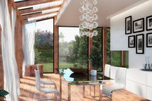 Wohngesundheit durch Holzfenster