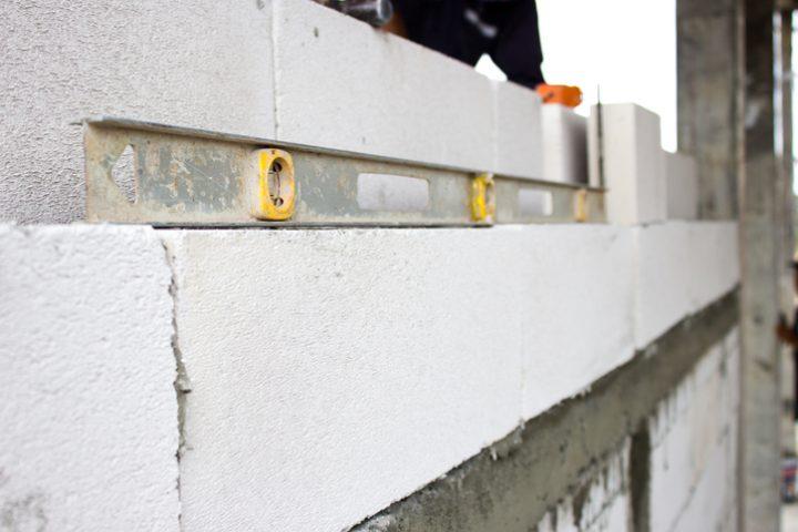 Ytong Mauer bauen