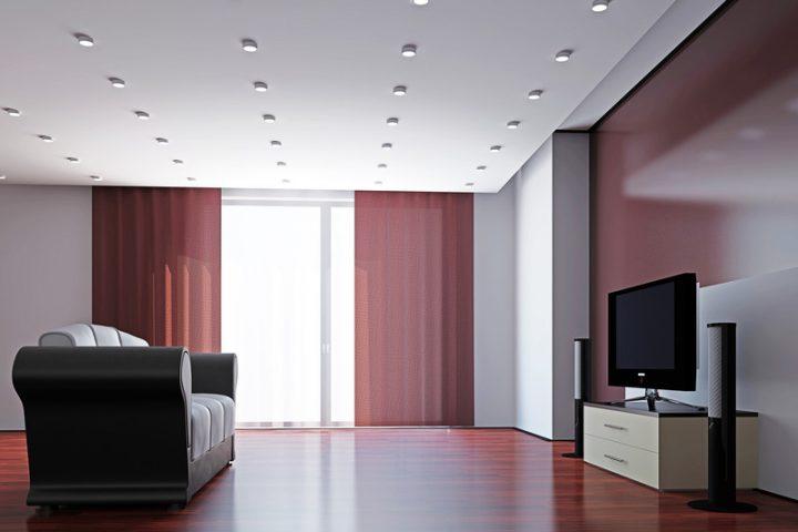 Wohnzimmer modern streichen  Zimmer modern streichen » Tipps für die Renovierung