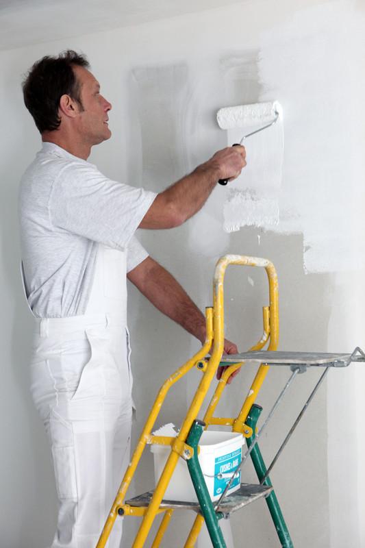 Zimmer streichen » Ausführliche Anleitung & hilfreiche Tipps