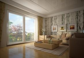 Zimmerdecke gestalten ideen methoden - Schlafzimmer malerisch gestalten ...