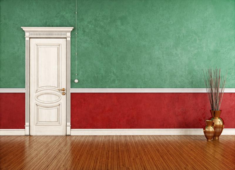 Fachgerechtes Streichen Von Zimmertüren