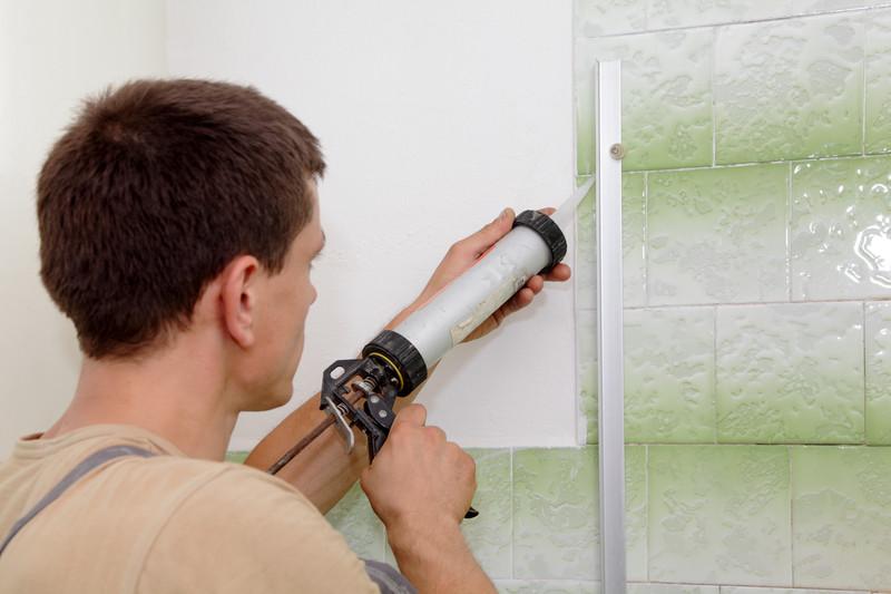 Duschwanne abdichten ohne silikon  Abdichtung Dusche - So kriegen Sie Ihre Dusche dicht