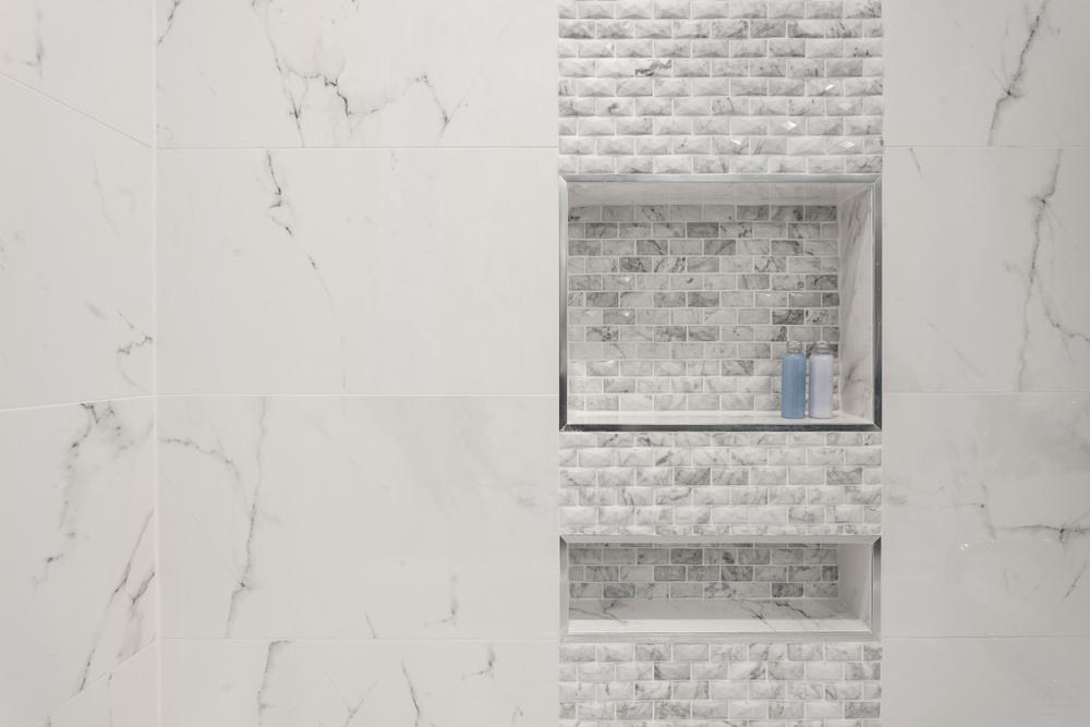 Ablage Der Dusche Mauern So Gehen Sie Vor