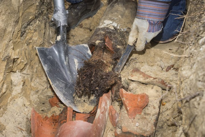abwasserrohr-ton-reparieren