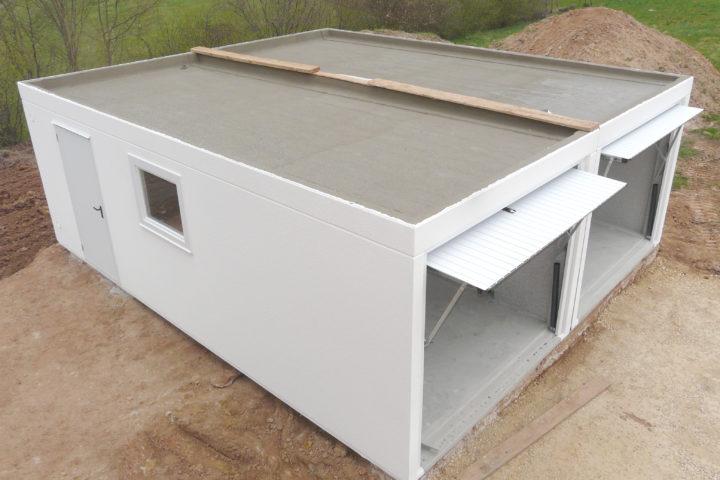 attika-flachdach-garage