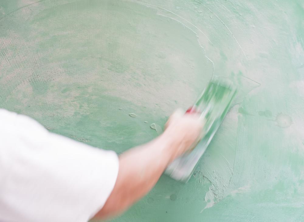 Berühmt Außenputz einfärben oder streichen » Was ist besser? &UO_28