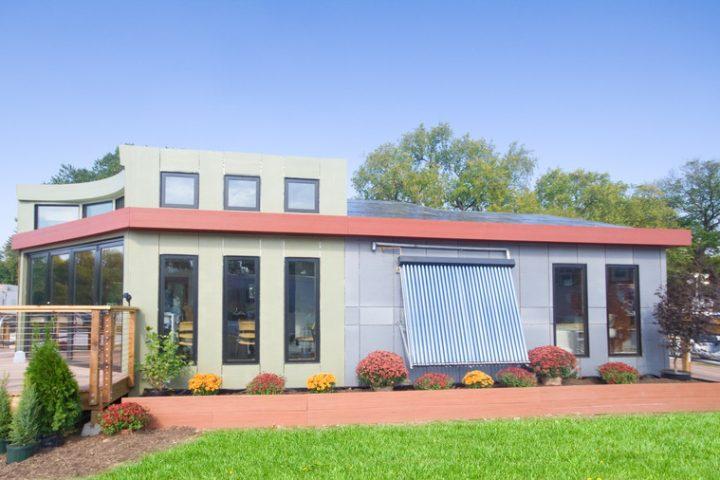 Autarkes Haus