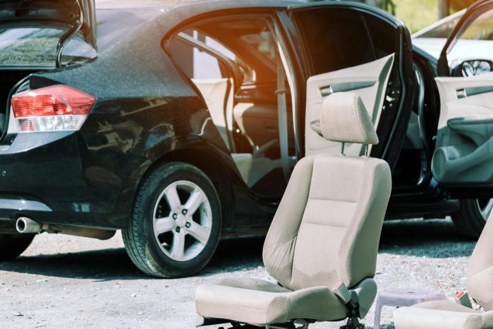 autositze-ausbauen