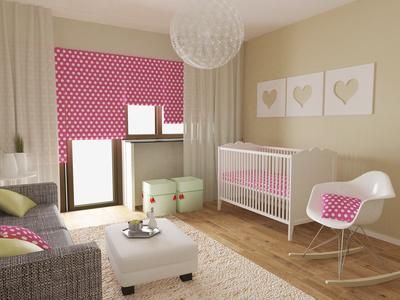 babyzimmer einrichten das sollten sie beachten. Black Bedroom Furniture Sets. Home Design Ideas