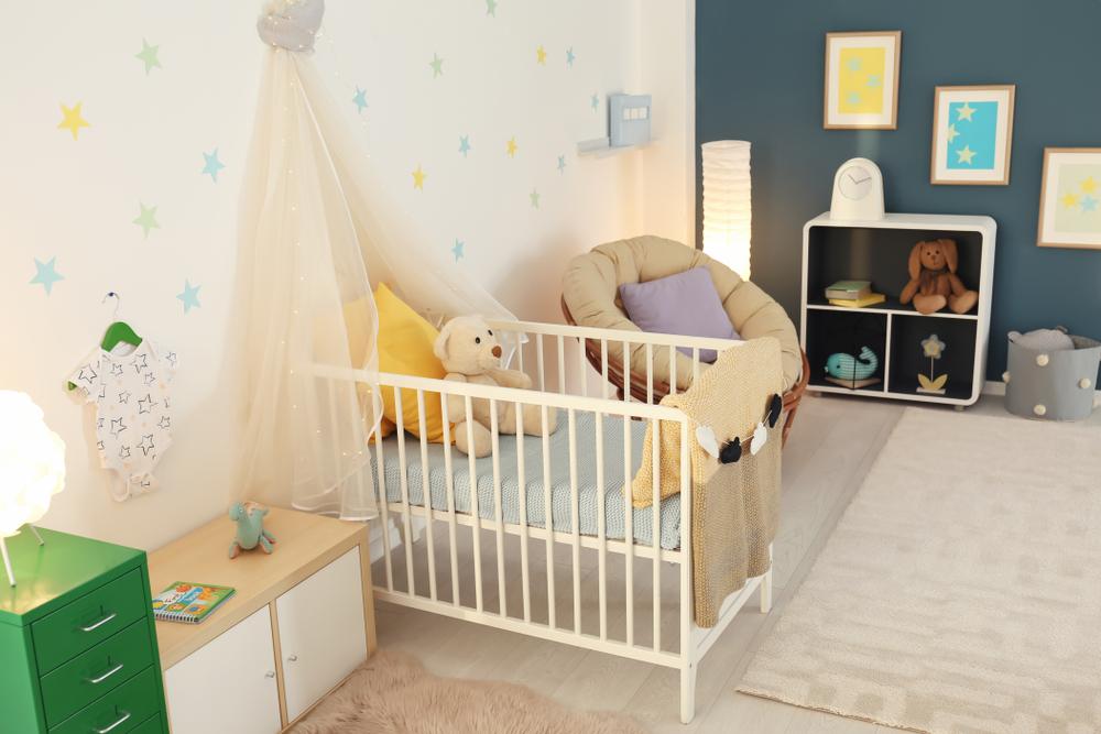 Babyzimmer für Jungen streichen » Schöne Ideen