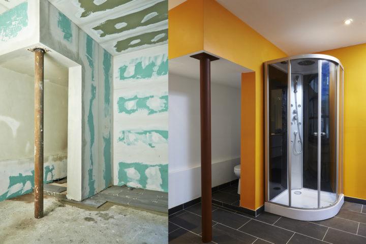 badezimmer-trennwand-bauen