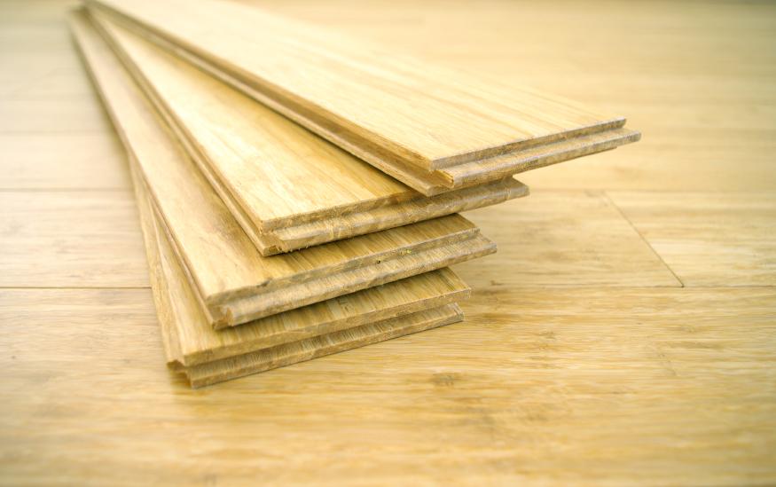 Der Trend zu Bambusparkett hält an