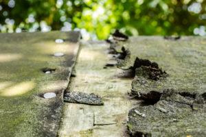 bauwagen-dach-reparieren