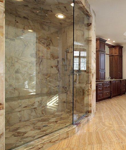 begehbare dusche fliesen anleitung und praxistipps. Black Bedroom Furniture Sets. Home Design Ideas