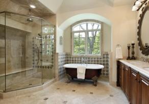 Begehbare Dusche bauen