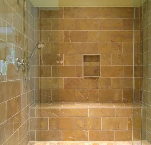Bodenebene Dusche fliesen » Anleitung in 3 Schritten