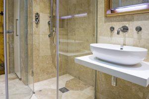 Bodengleiche Dusche abdichten