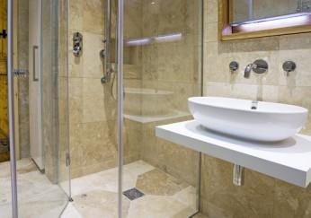 Druckspüler ersatzteile: Dichtanstrich dusche