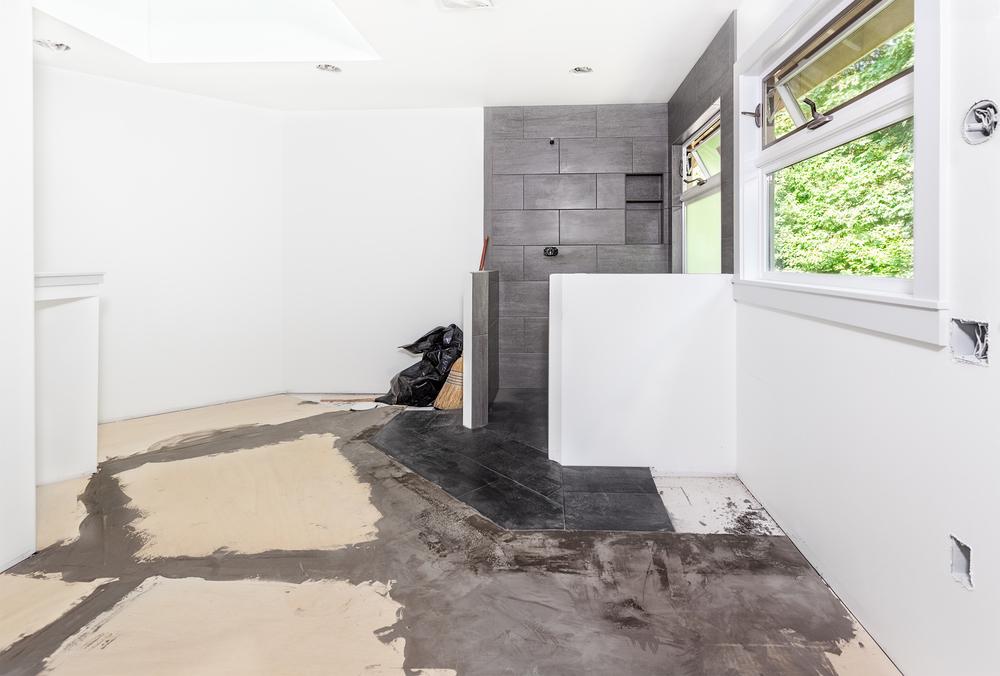 Bodengleiche Dusche Fliesen richtig verlegen